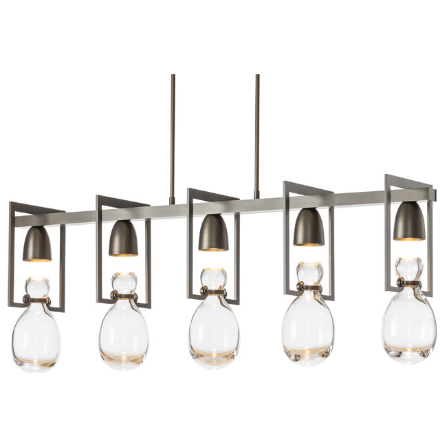 Apothecary Linear Pendant  by Hubbardton Forge
