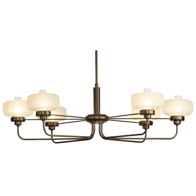 Nola Chandelier  by Hubbardton Forge