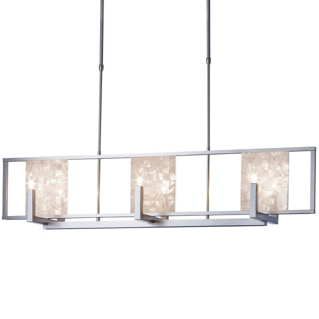 Tesserae Chandelier  by Hubbardton Forge