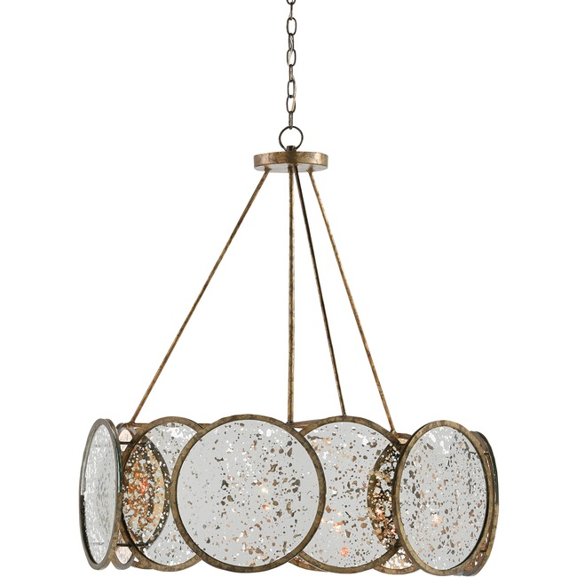 Oliveri Chandelier  by Currey and Company