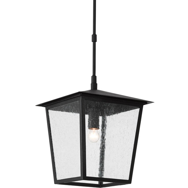 Bening Outdoor Lantern  by Currey and Company