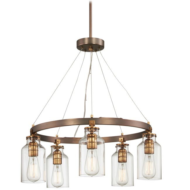 Morrow Chandelier  by Minka Lavery