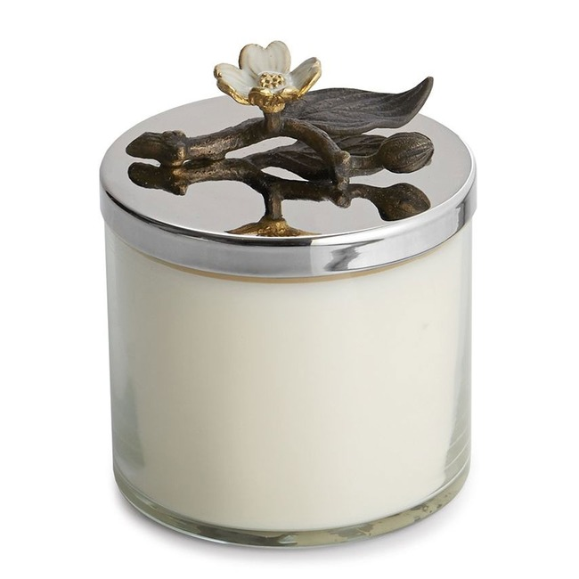 Dogwood Candle  by Michael Aram