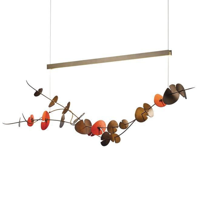 Lily Linear Pendant  by Hubbardton Forge