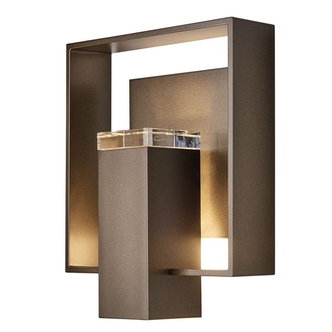 Shadow Box Outdoor Wall Light  by Hubbardton Forge