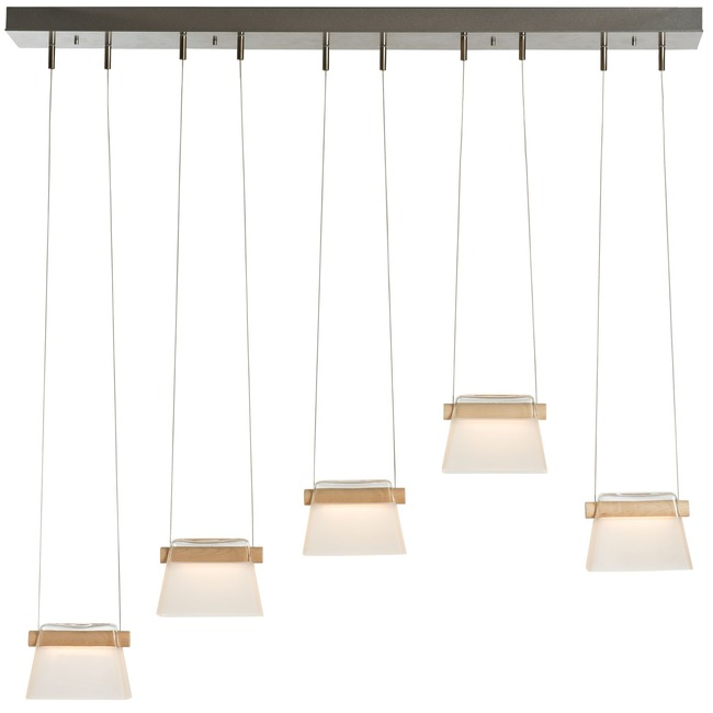 More Cowbell Multi Light Pendant  by Vermont Modern