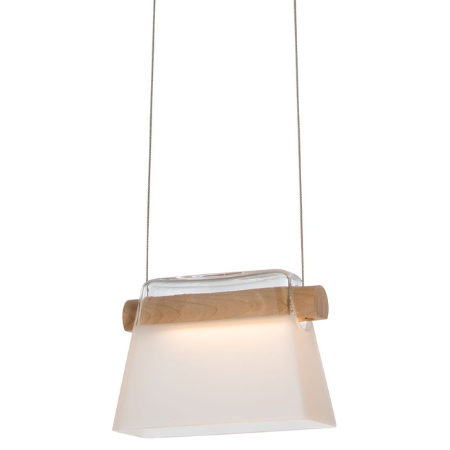 Cowbell Pendant  by Vermont Modern