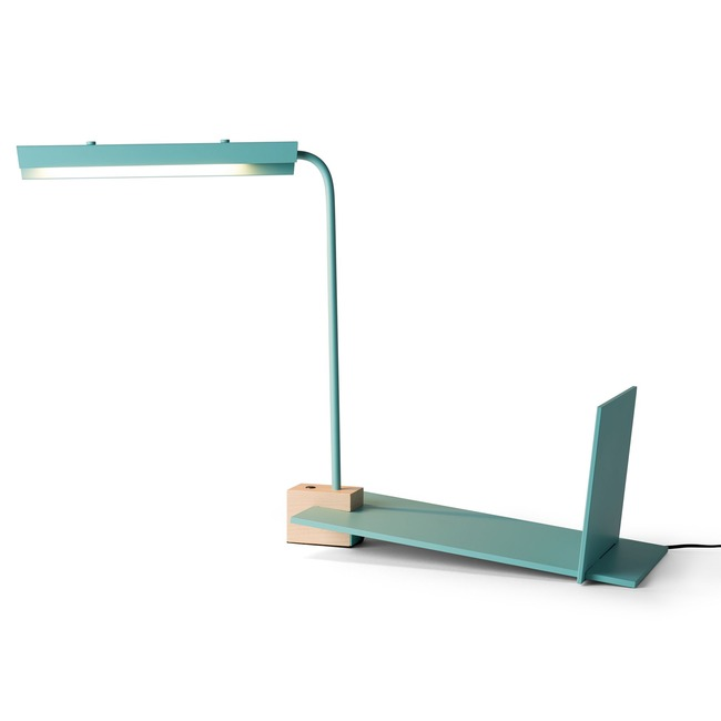 Bookie Table Lamp  by Vermont Modern