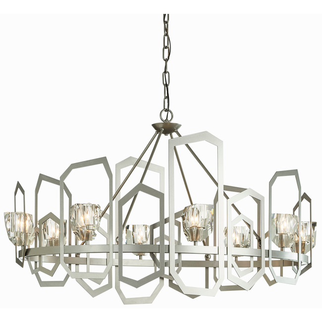 Gatsby Chandelier  by Hubbardton Forge