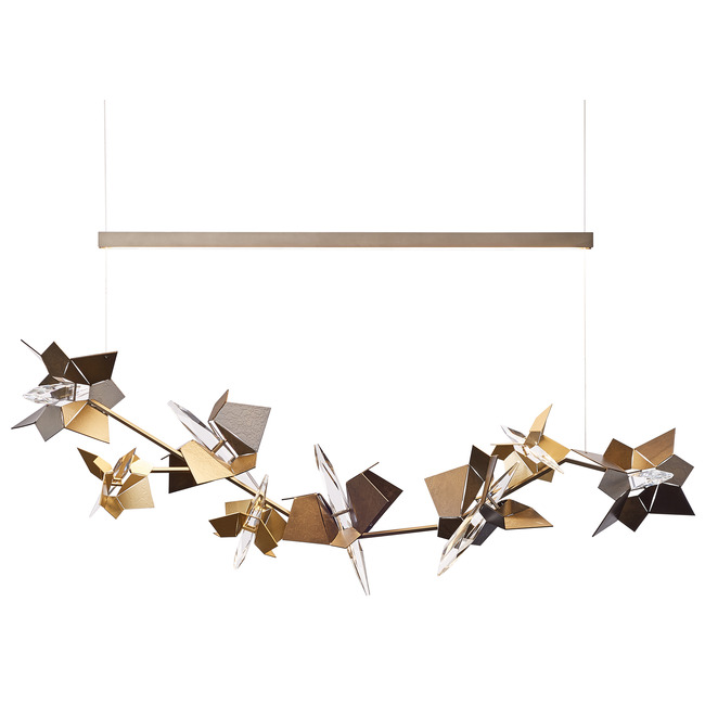 Belladonna Linear Pendant  by Hubbardton Forge