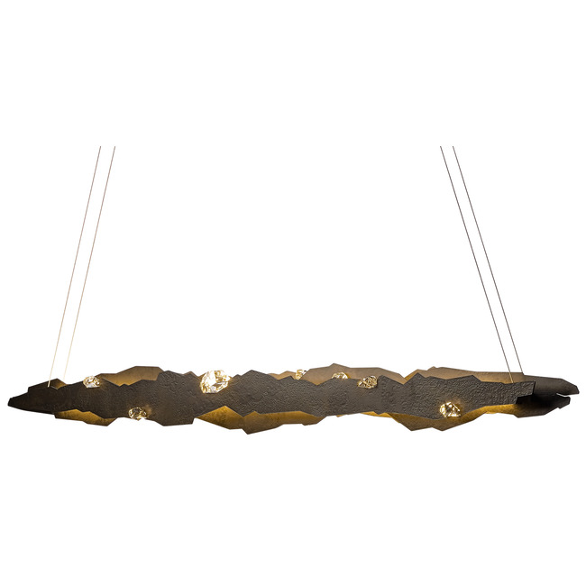 Trove Linear Pendant  by Synchronicity
