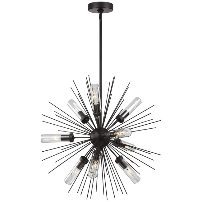 Hilo Chandelier  by Feiss