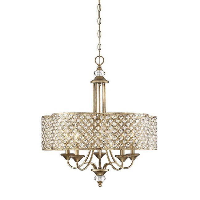Regis Chandelier  by Savoy House