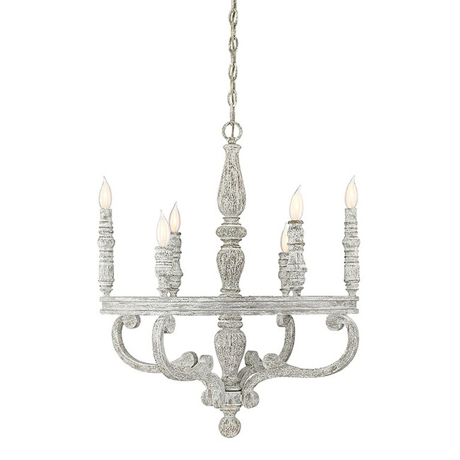 Westbrook Chandelier  by Savoy House