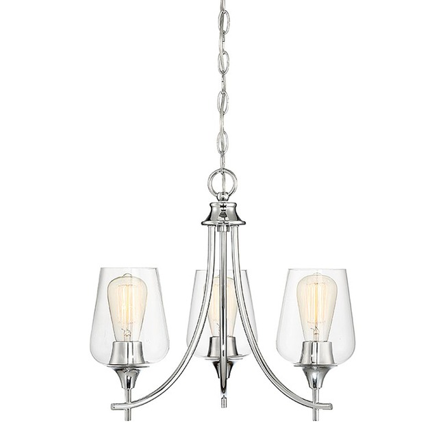 Octave Chandelier  by Savoy House