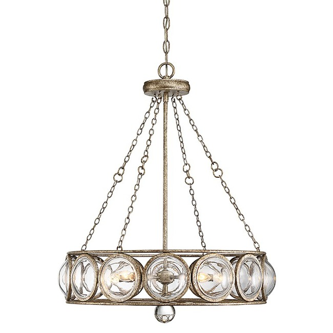 Warwick Chandelier  by Savoy House