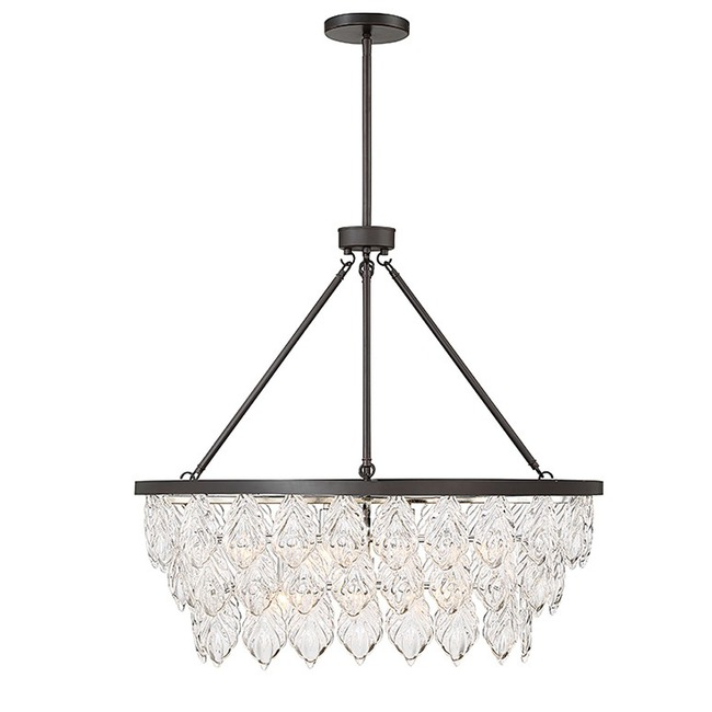 Granby Linear Pendant  by Savoy House
