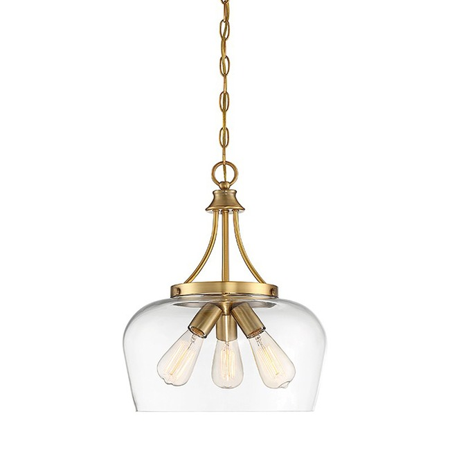 Octave Pendant  by Savoy House