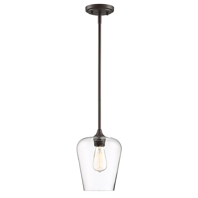 Octave Mini Pendant  by Savoy House