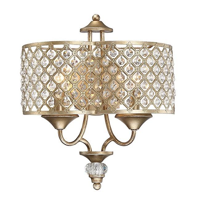 Regis Wall Light  by Savoy House
