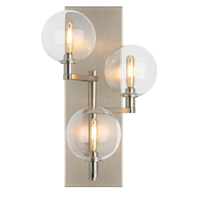 Gambit Triple Wall Light  by Tech Lighting