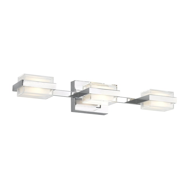 Kamden ADA Bathroom Vanity Light  by Tech Lighting