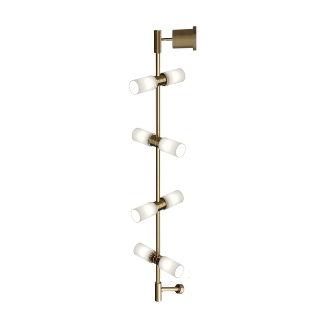 ModernRail Cylinder Wall Light  by Tech Lighting