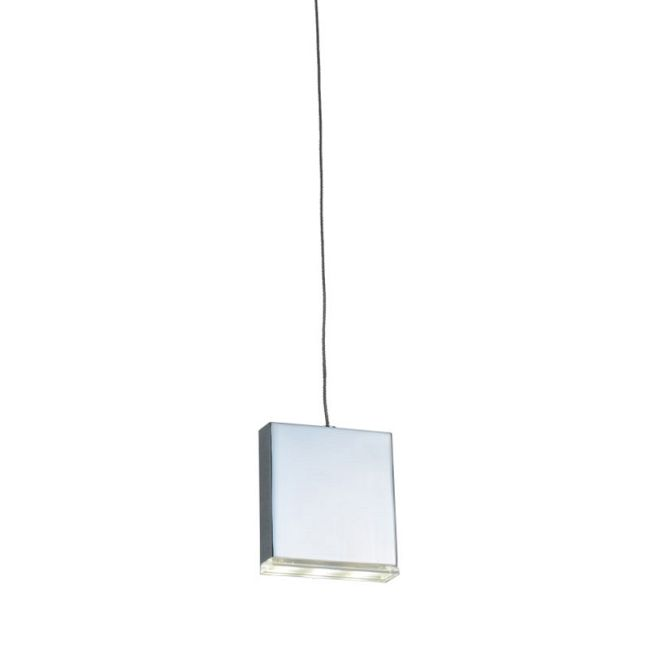 FJ Quattro Piccola LED Pendant by PureEdge Lighting | FJ-QUAP-12-SN