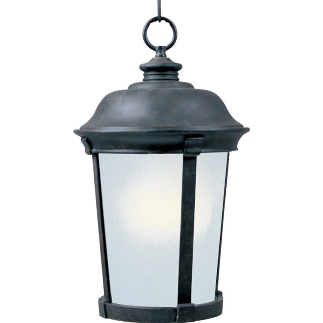 Dover LED E26 Outdoor Pendant  by Maxim Lighting