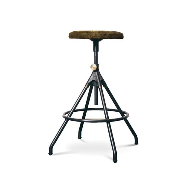 Akron Adjustable Counter Stool  by Nuevo Living