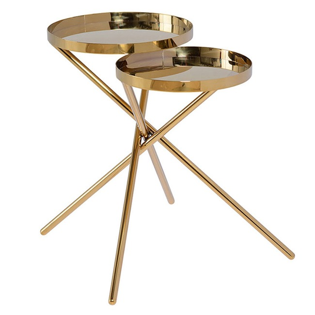 Olivia Side Table  by Nuevo Living