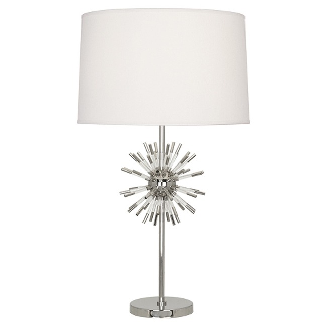 Andromeda Shaded Table Lamp  by Robert Abbey