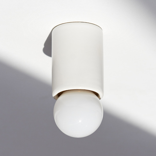 Porcelain Series O Wall / Ceiling Light Fixture  by Michael Anastassiades