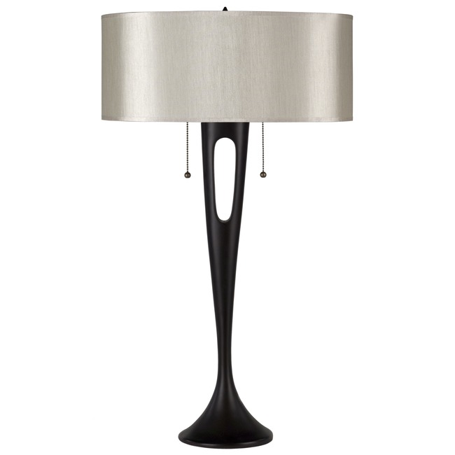 Soiree Table Lamp by Lights Up | RS-281AB-PEB