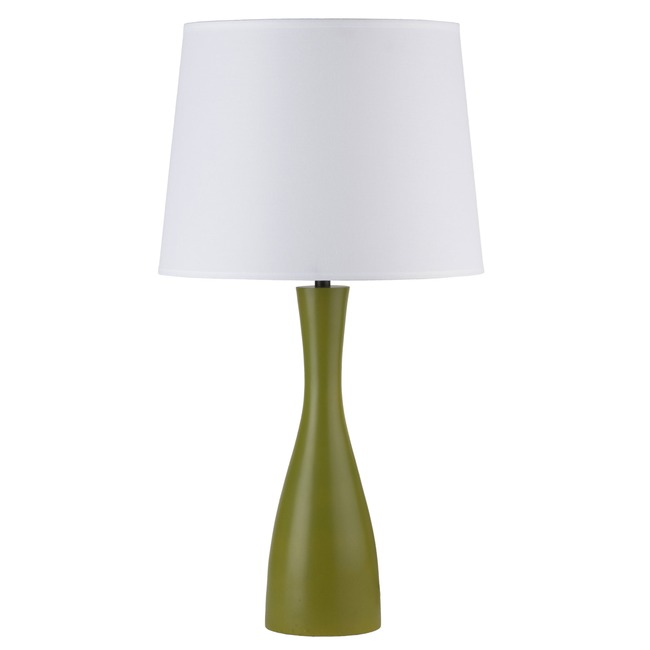 Oscar Table Lamp by Lights Up | RS-264GR-WHT