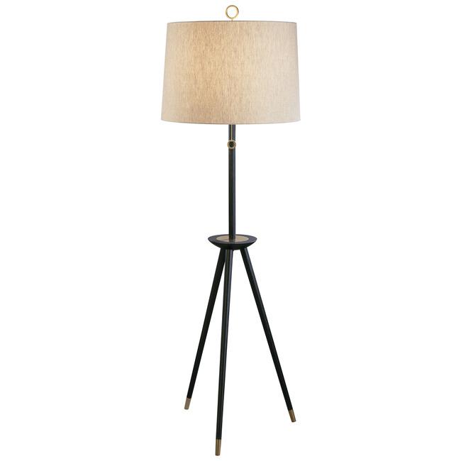 Ventana Tripod Floor Lamp by Jonathan Adler   RA-671