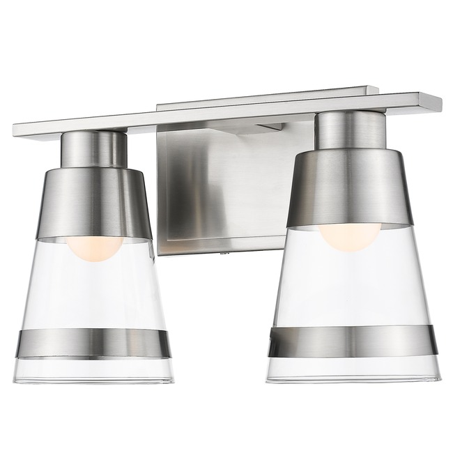 Ethos Bathroom Vanity Light  by Z-Lite