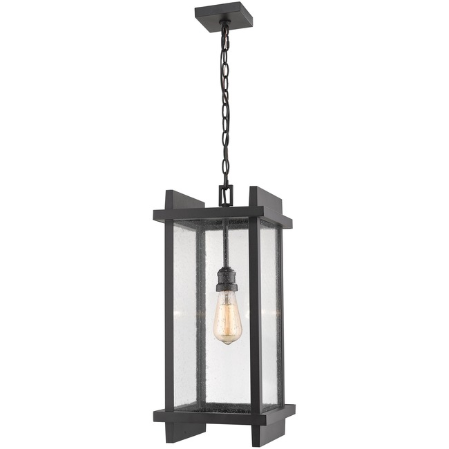Fallow Outdoor Pendant  by Z-Lite