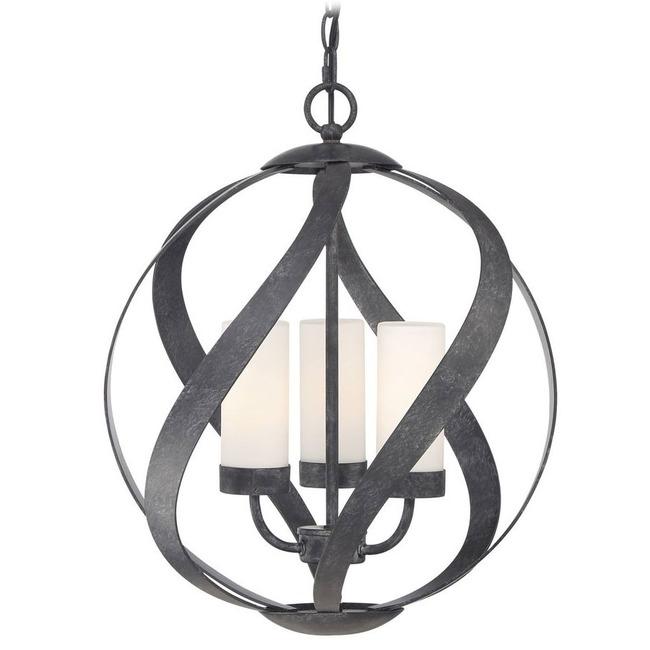 Blacksmith Pendant  by Quoizel