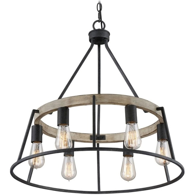 Brockton Chandelier  by Quoizel