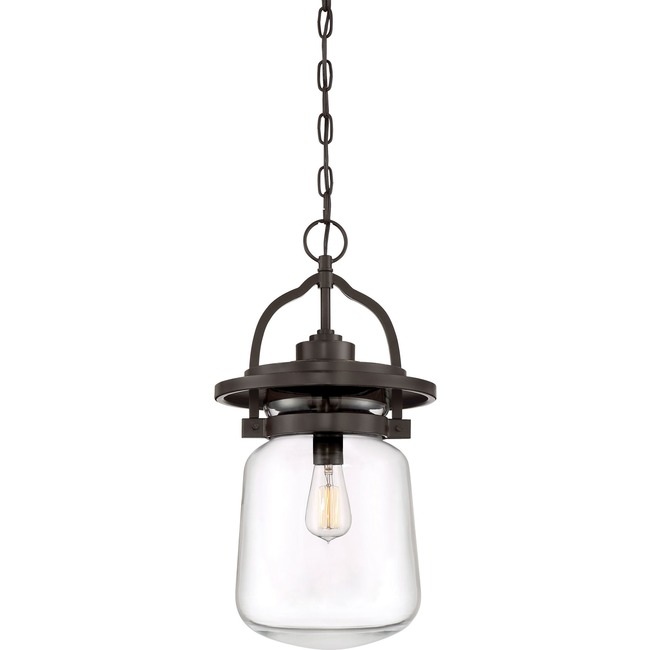 Lasalle Outdoor Pendant  by Quoizel