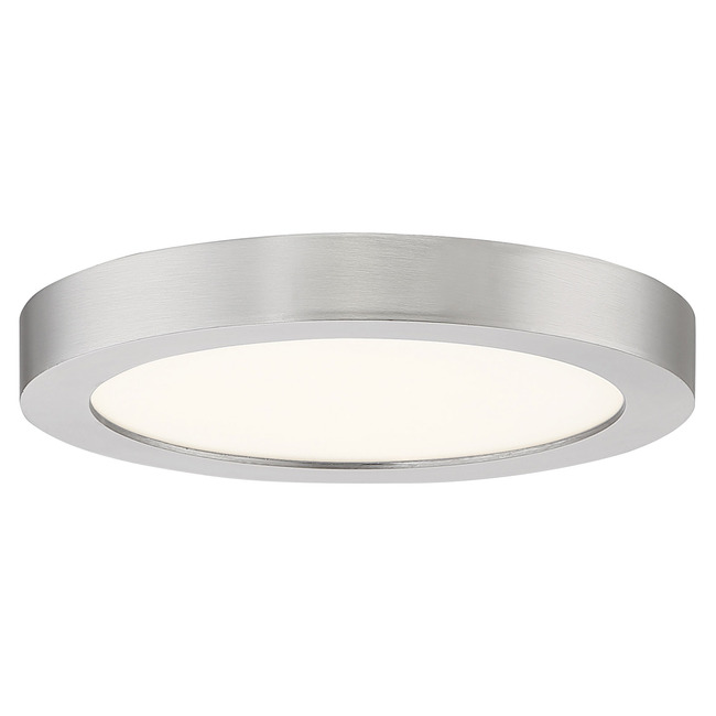 Outskirt Flush Mount Ceiling Light  by Quoizel