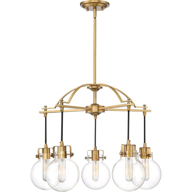 Sidwell Chandelier  by Quoizel