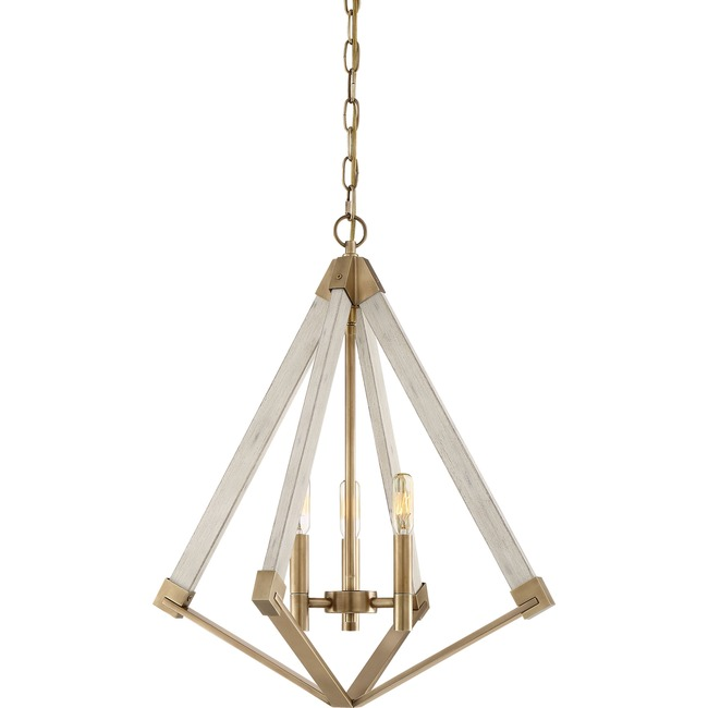 View Point Chandelier  by Quoizel
