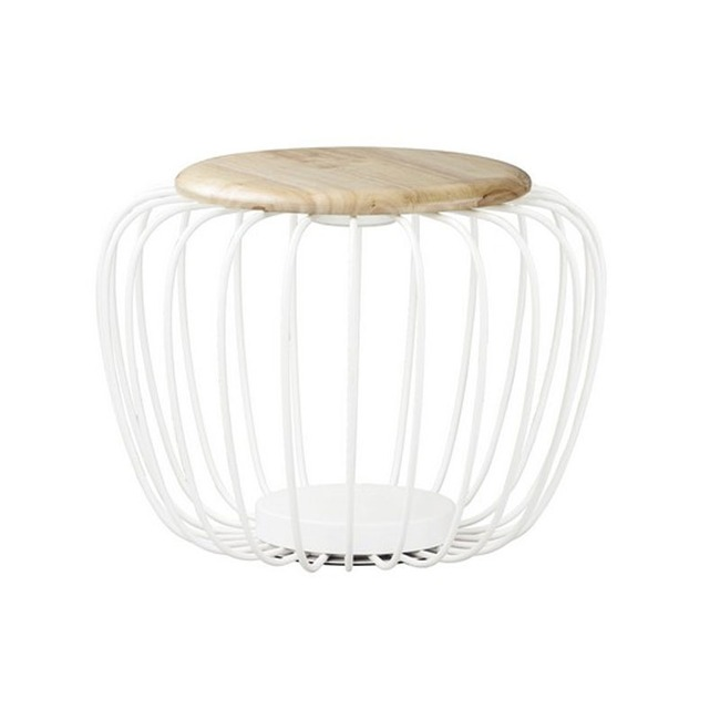 Cage Lighted Table  by Et2