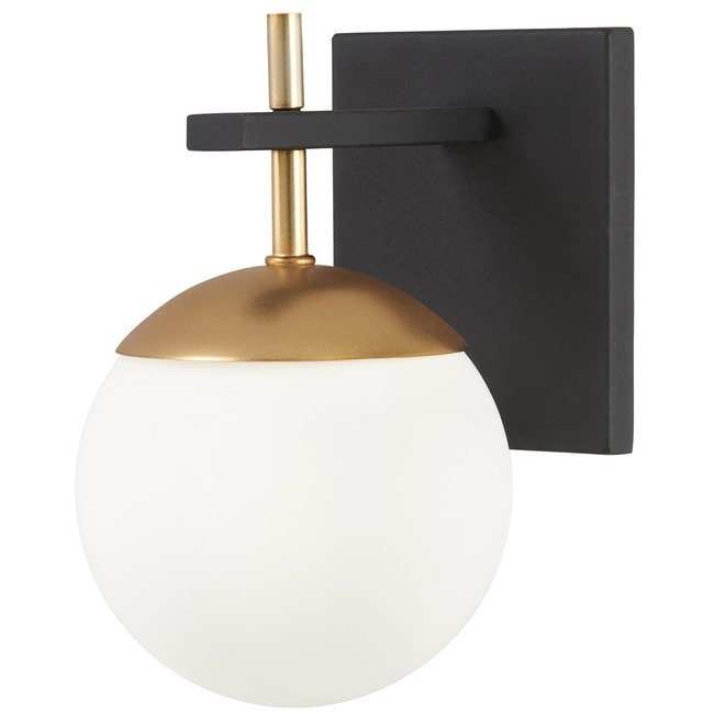 Alluria Wall Sconce  by George Kovacs