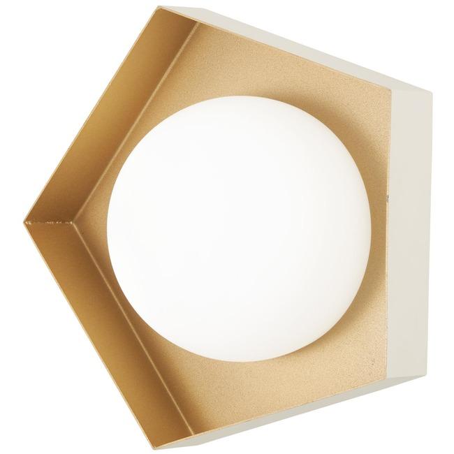 Five-O Wall Light  by George Kovacs