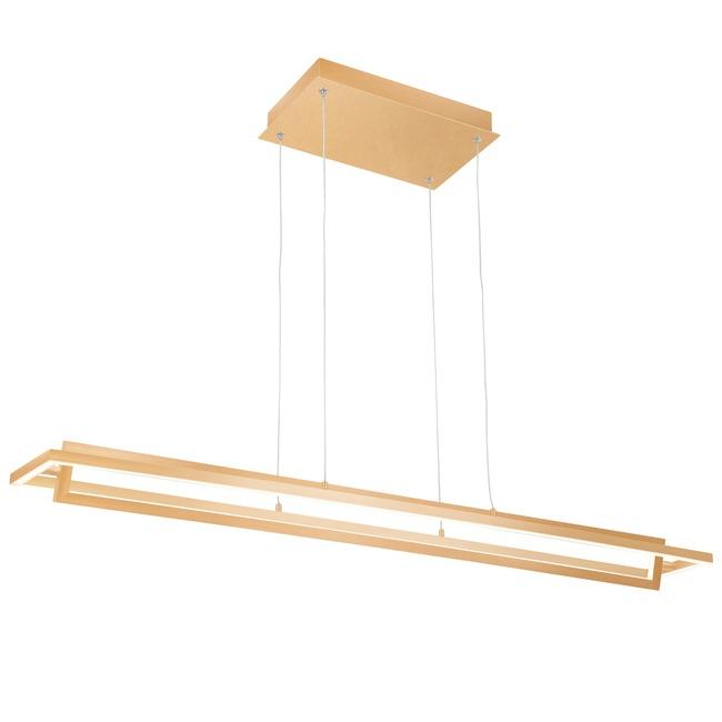 Mondrian Linear Pendant   by Kuzco Lighting