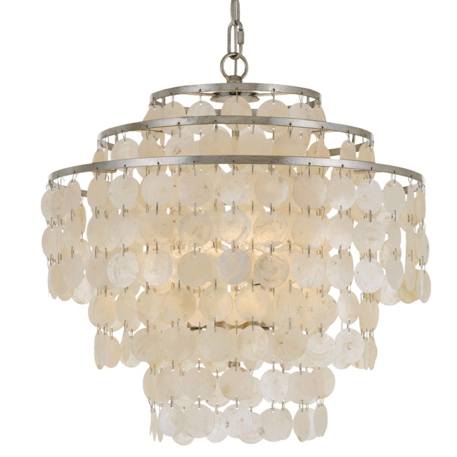 Brielle Chandelier  by Crystorama