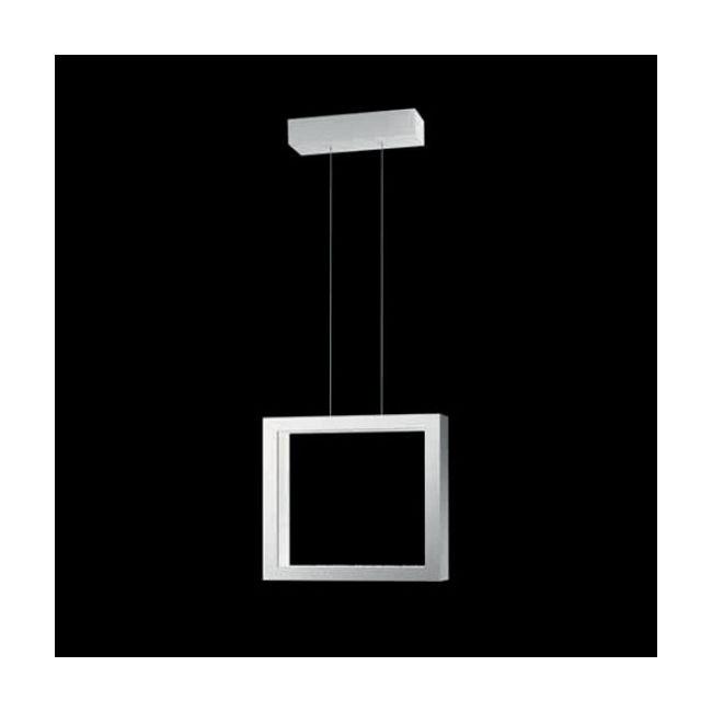 Revealed Closed 4000K LED Suspension by Swarovski   SRE151-WH2